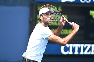 August 30, 2015 - Ivo Karlovic during the 2015 US Open at the USTA Billie Jean King National Tennis Center in Flushing, NY.