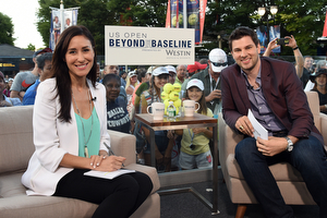 Beyond the Baseline presented by Westin